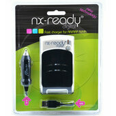 Pack chargeur et piles rechargeables NX Ready Compact