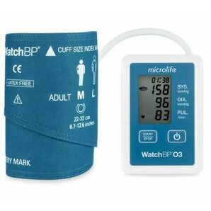 Holter tensionnel Microlife WatchBP O3